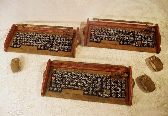 Стимпанк клавиатура цена