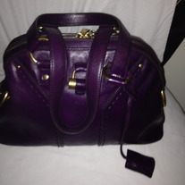 Yves Saint Laurent YSL Muse Med Handbag