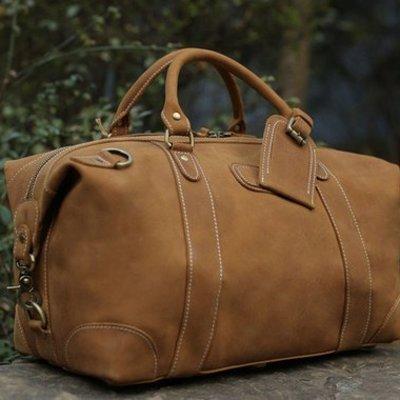 Handmade full grain distressed leather duffel bag weekend bag overnight bag  holdall luggage bag travel bag efb94c517f