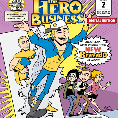 The hero business collection 2 - digital edition