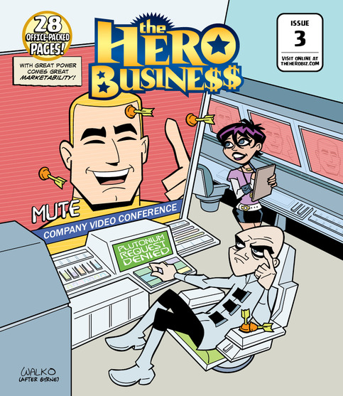 The Hero Business Collection 3