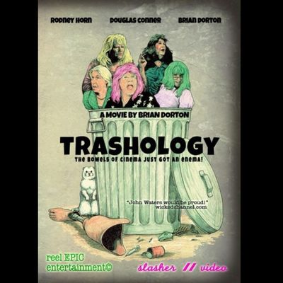 Slasher // video trashology dvd sv:004 2013 john waters tribute