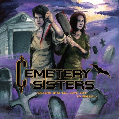 Slasher // video cemetery sisters 25th anniversary dvd sv:003 1988 shot on video