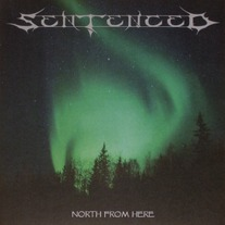 Sentenced - North From Here (marbled green/yellow vinyl) only 666