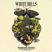 White Hills - Live At Roadburn 2011 (black vinyl)