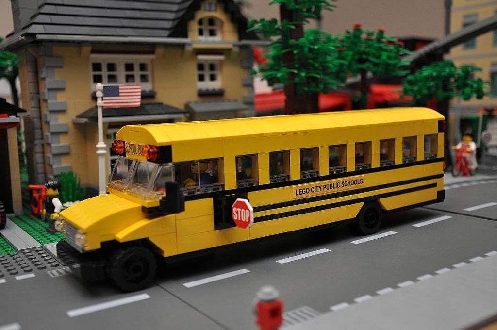 Lego Kitchen Island