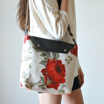 The Rose Shoulder Bag