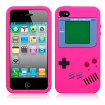 Hot Pink Nintendo Case