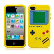 Yellow Nintendo Case