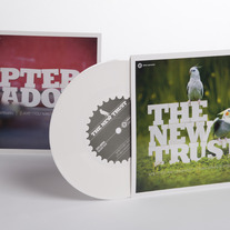 The New Trust / Pteradon Split 7-inch medium photo