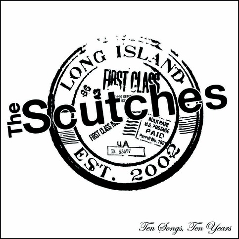 "The Scutches - ""Ten Songs, Ten Years"" LP + Download"