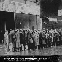 The Hotshot Freight Train-The Devil Pays in Counterfeit CD