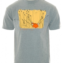 The Apprentice-Grey Fox T-Shirt