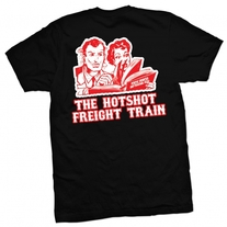 The Hotshot Freight Train-Poetic Devices T-Shirt