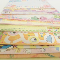 25 Kawaii Large Memo Grab Bag