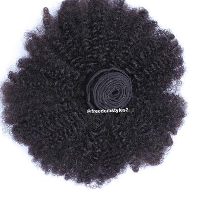 Human hair clip-in