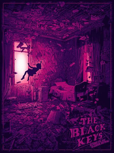 Black Keys Boston - AP regular