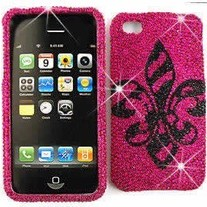 Pink Saints Case (iPhone 4/4s)