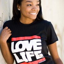 "Girls ""Love Life"" T-Shirt"