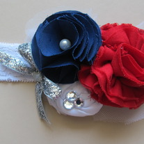 Little Firecracker headband