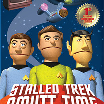 """Stalled Trek: Amutt Time"" DVD"