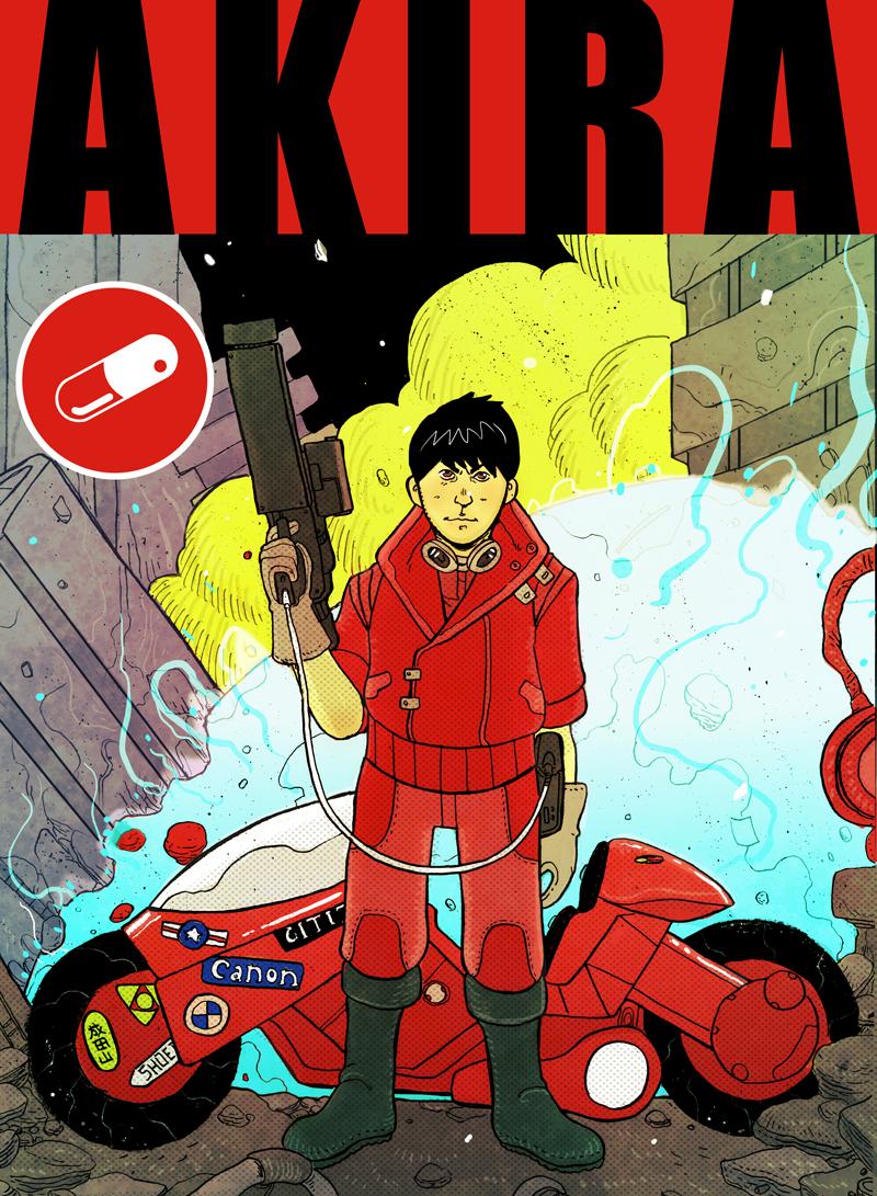 Akira katsuhiro otomo online dating 9