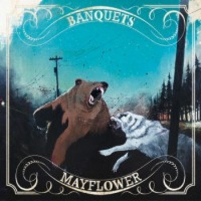 Banquets/mayflower split 7""