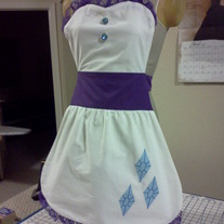 Rarity Apron