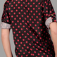 Black & Red Polka Dot Top - Thumbnail 1