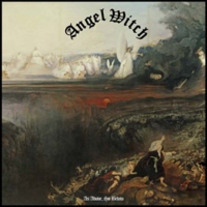 Angel Witch - As Above, So Below (red vinyl)