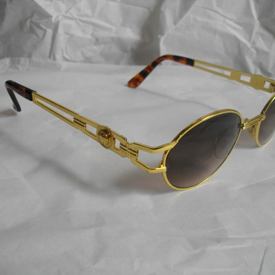 vintage trill versace gold tortoise shell sunglasses haus of vain overstock vintage online store powered by storenvy