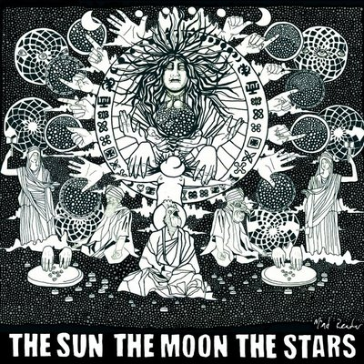 "The sun the moon the stars - mind reader 12"" ep"