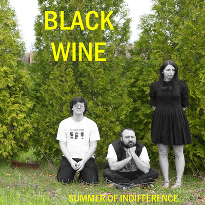 Black wine - summer of indifference 12'' lp