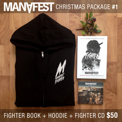 Hoody + cd & book package