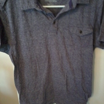 Rue 21 Purple Polo (S)