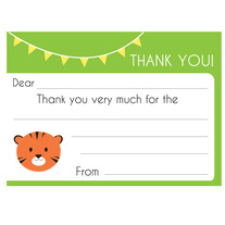 printable kids thank you | tora