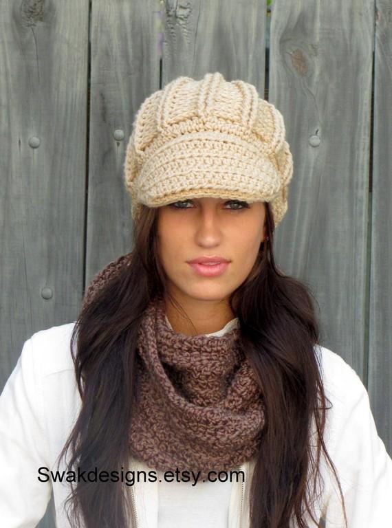 Newsboy hat textured post women s oversized newsboy hat 1cb15f3112