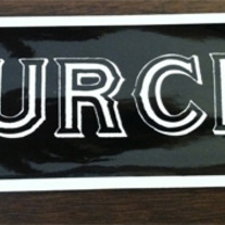 TURCHI Sticker
