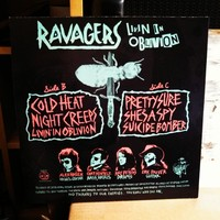 "RAVAGERS - Livin' In Oblivion 12""  - Thumbnail 1"