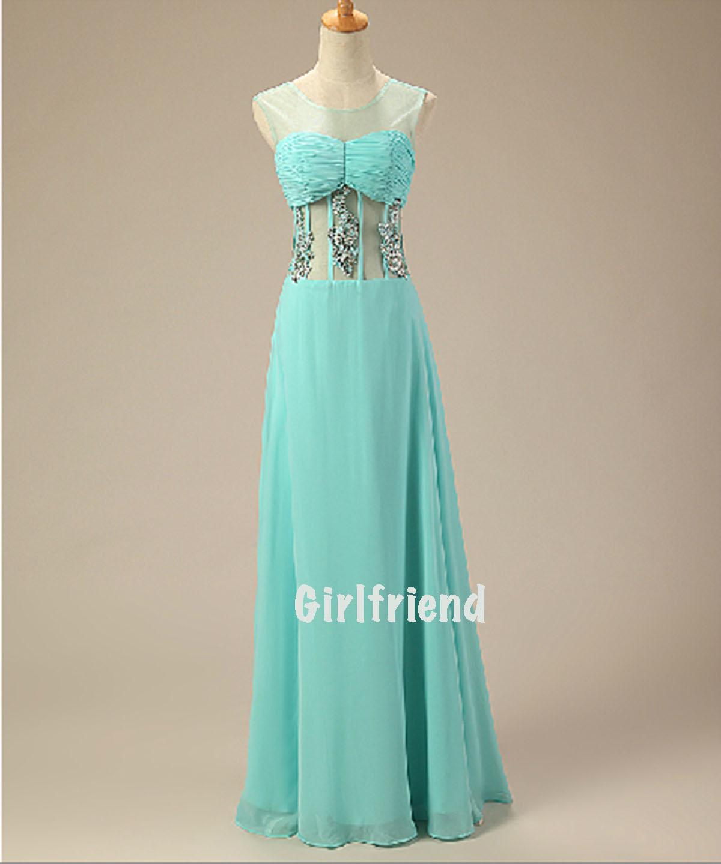 Taffeta tulle ball gown blue designer your prom green wedding dress