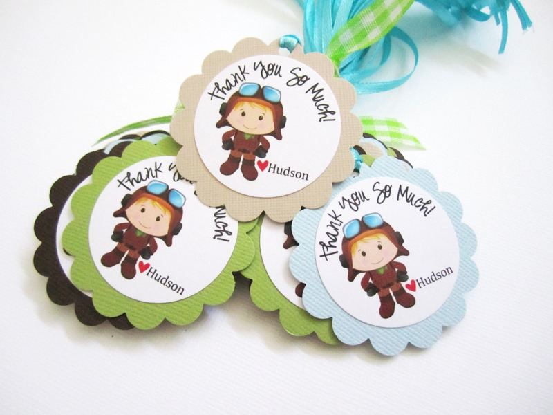http://adorebynat.storenvy.com/collections/240007-favor-tags/products/4178681-airplane-pilot-favor-tags-for-boys-birthday-party