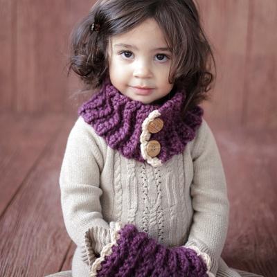 Cowl Crochet Pattern Fur Infinity Scarf The Montreal Jocelyn