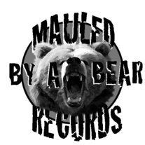 Mauled_by_a_bear_records_logo