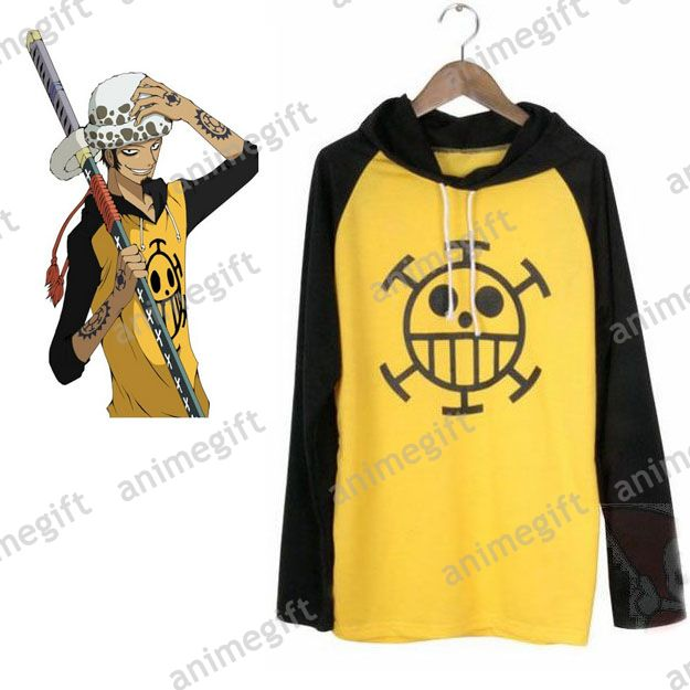eb5b8d574 Hot New Free Shipping One Piece Trafalgar Law Long-sleeve/Short-sleeves  Tshirt