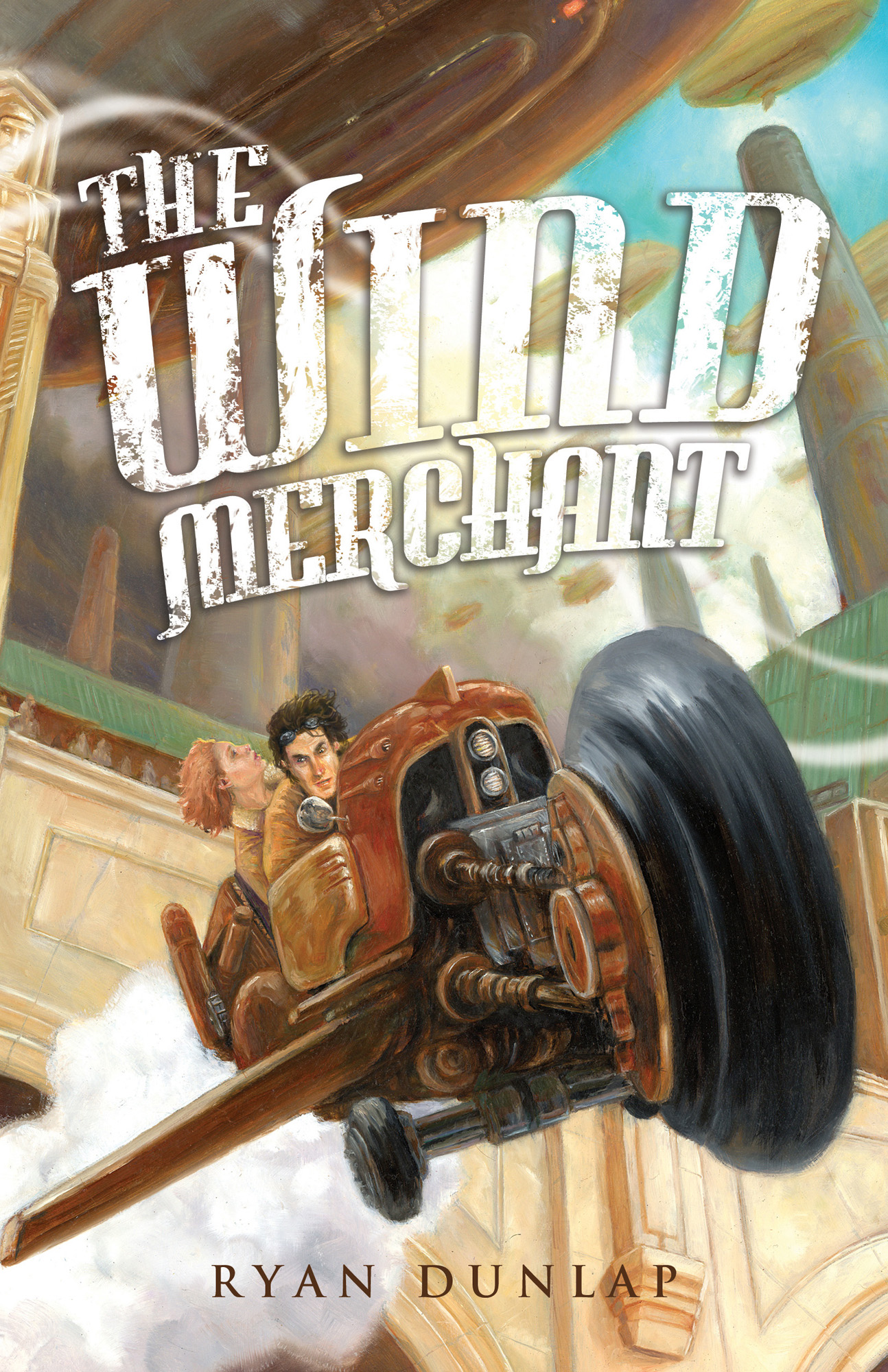 The Wind Merchant eBook pack (DRM-free) sold by Fictionsmith Ink