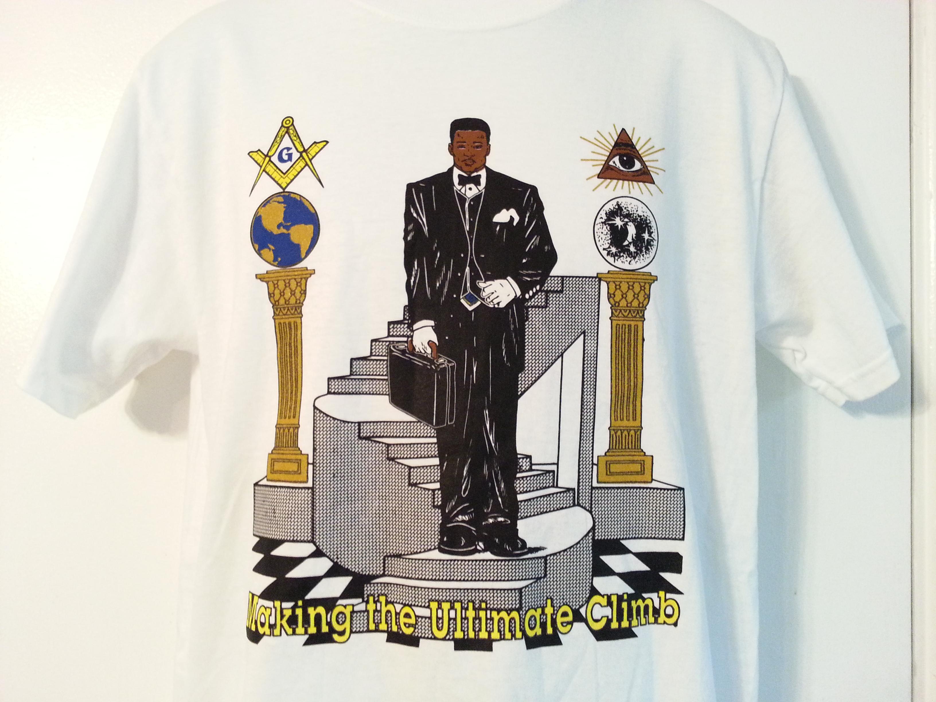 Masonic clothing store
