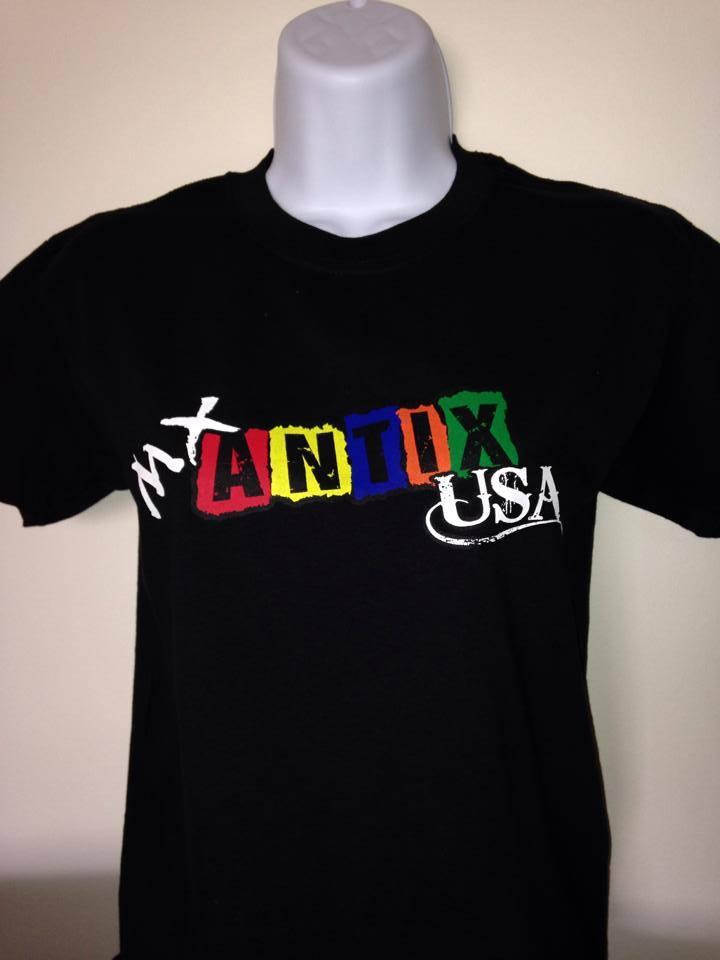 MX Antix USA Tshirt