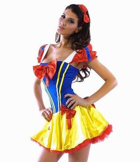 Sexy Snow White Costume on Storenvy  Original Snow White Costume