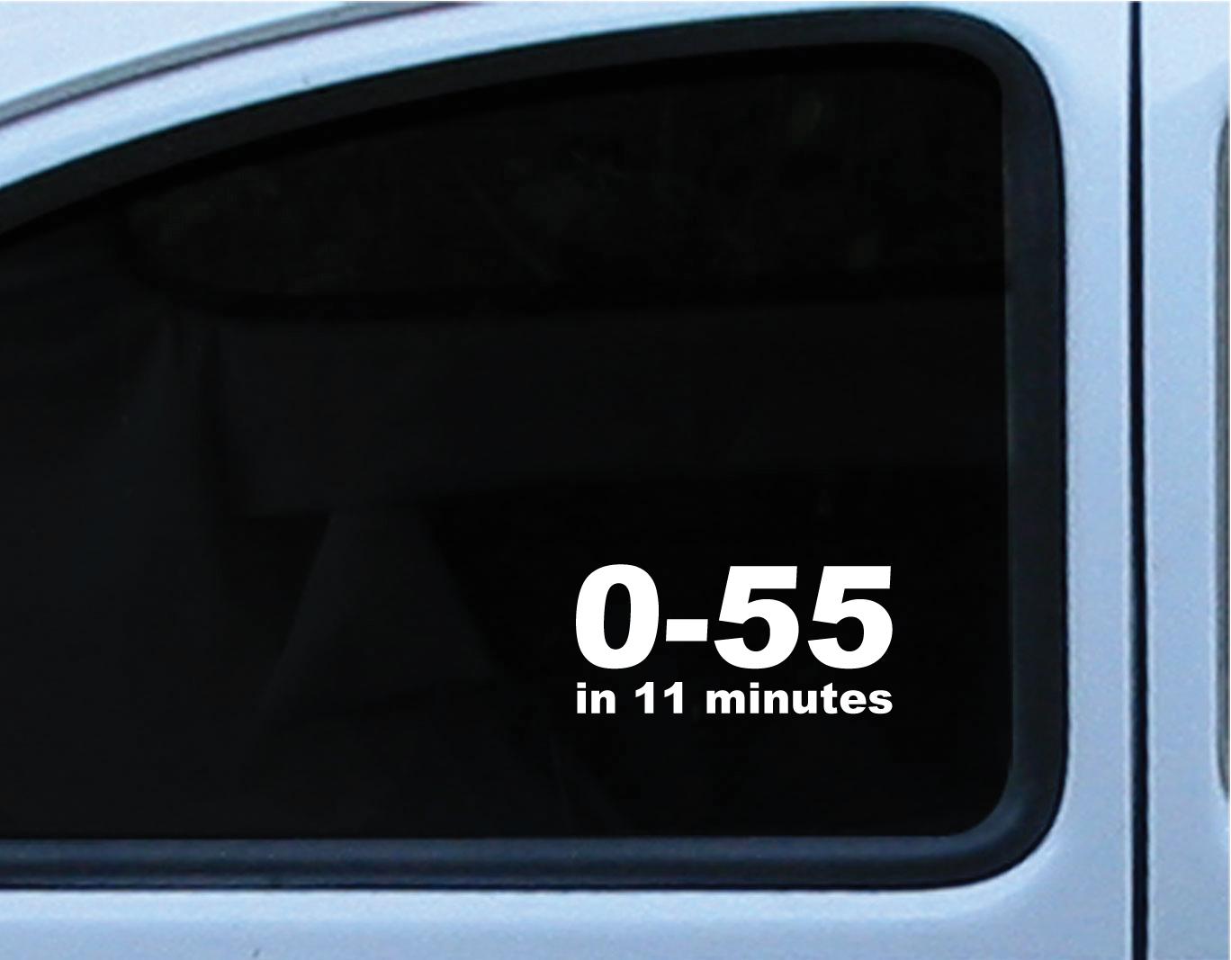 0 55 in 11 minutes original