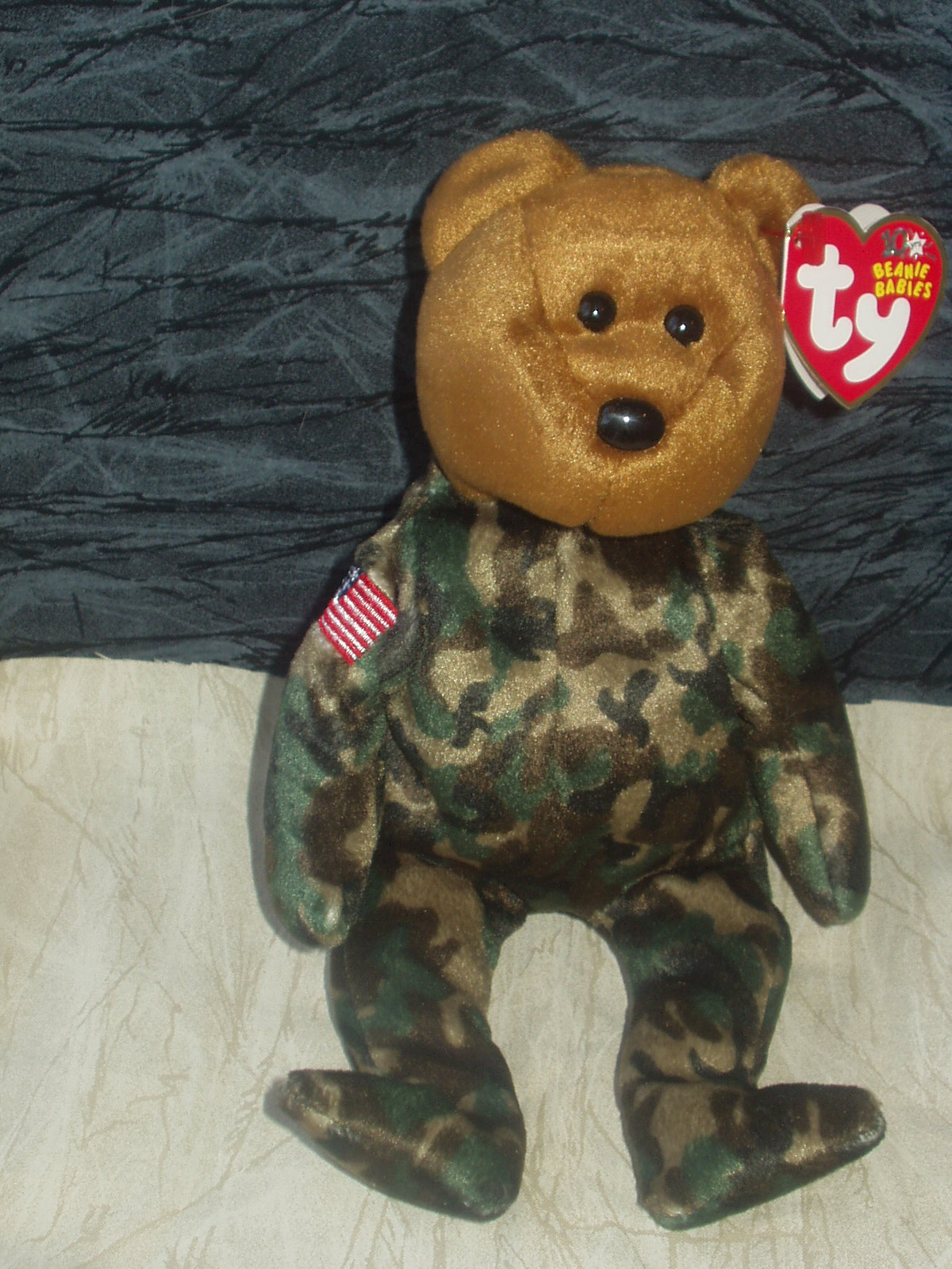 f087cd4a77d Beanie Bear (Hero) · KnotJustKnots · Online Store Powered by Storenvy